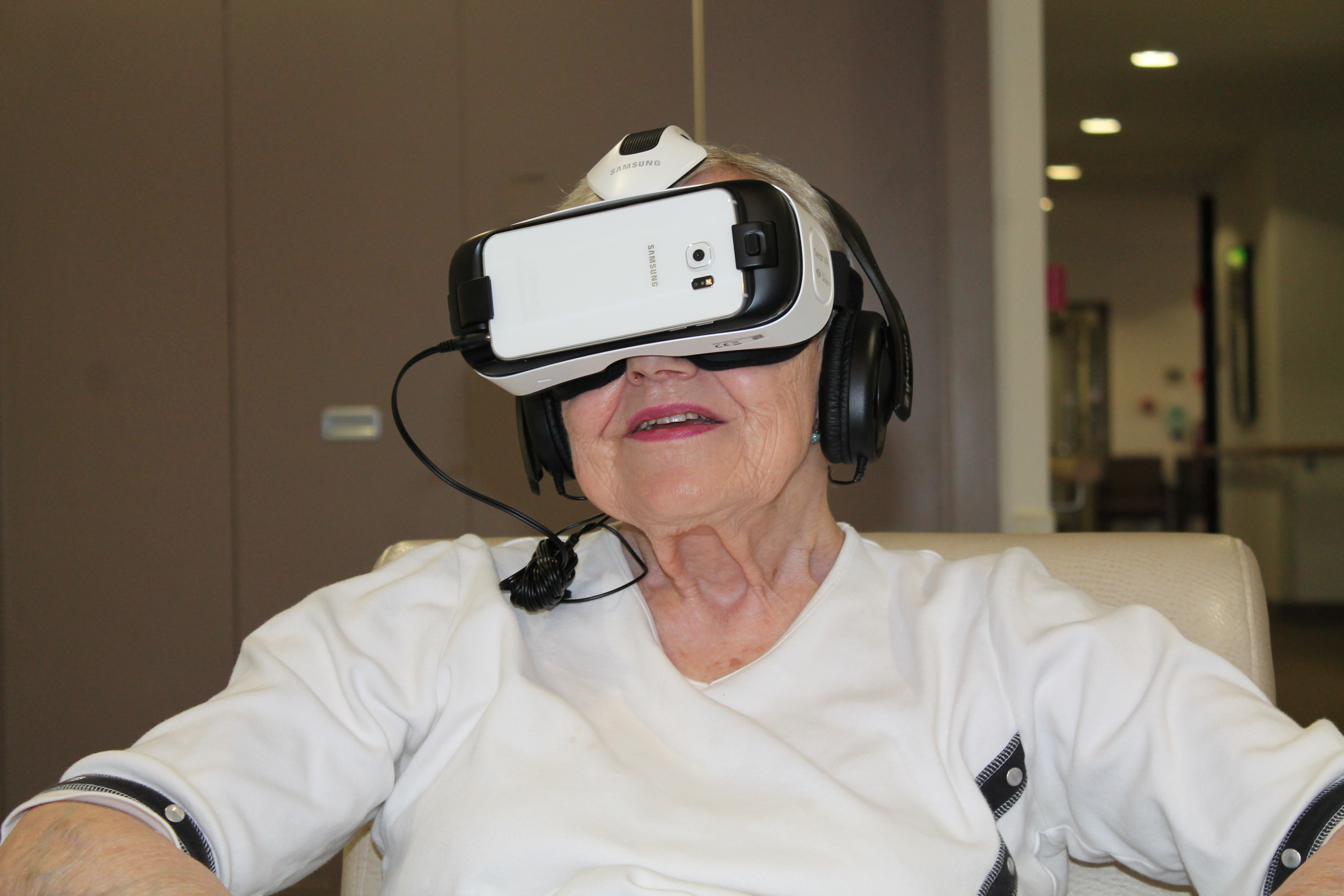 12faeddb7205 Virtual reality opening up new possibilities for residents in aged ...